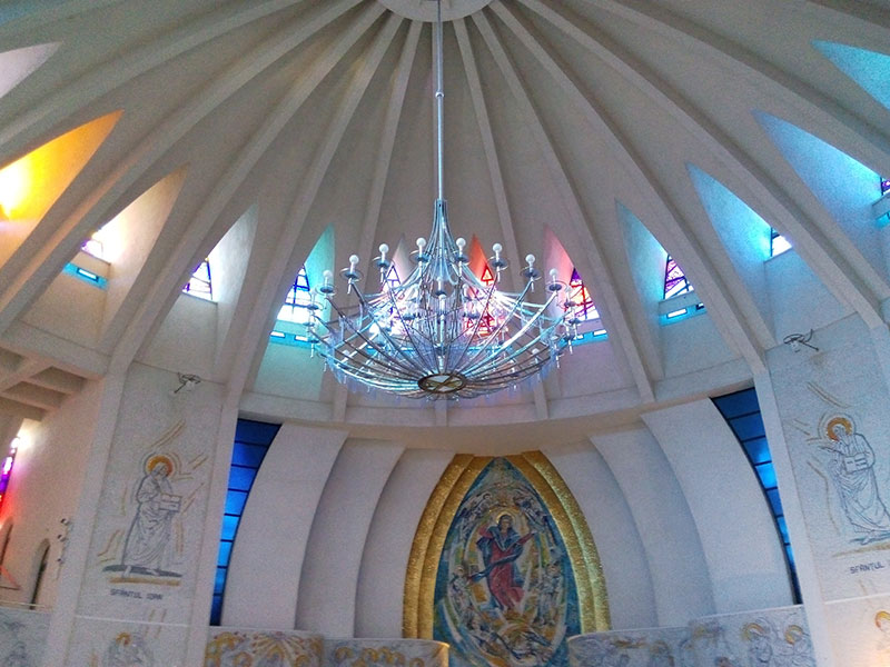 Biserica Romano-Catolica Iasi