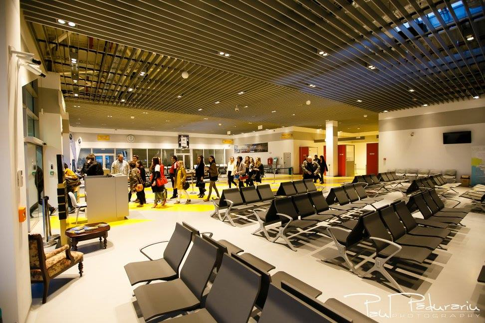 interior aeroport iasi