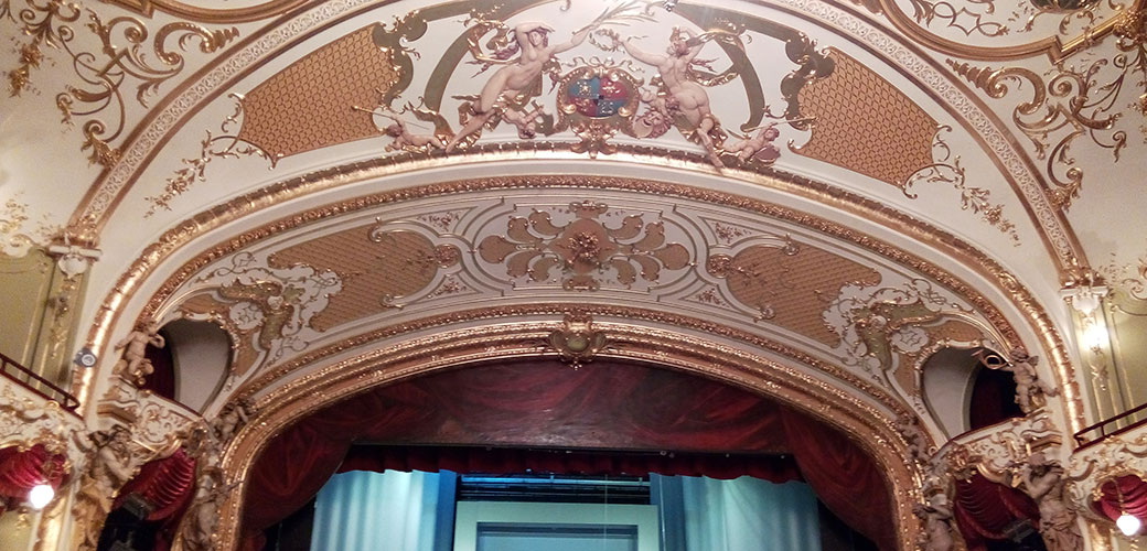 Teatrul Vasile Alecsandri Iasi